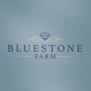 Bluestone Farm Logo Design