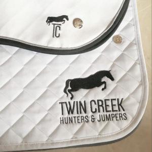 Twin Creek Logo Design